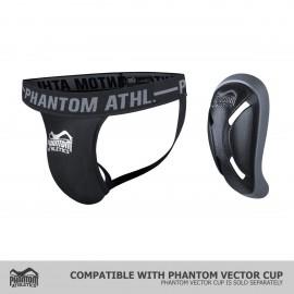 """Suspenzor Phantom  """"Vector""""  - černý"""