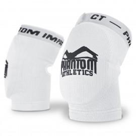 Chrániče loktů Phantom - Bílé