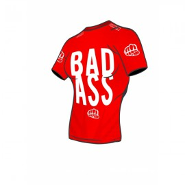 Dámský rashguard FORMMA - BAD ASS Red