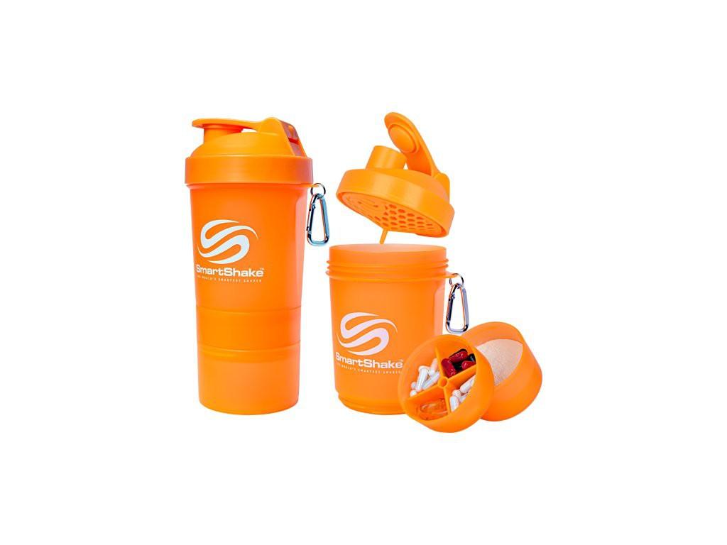 SMART SHAKE SHAKER - NEON SERIES Orange 600ML