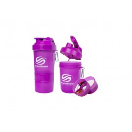 SMART SHAKE SHAKER - NEON SERIES Purple 600ML