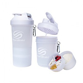 SMART SHAKE SHAKER - NEON SERIES White 600ML
