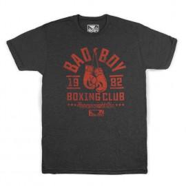 Pánské tričko Bad Boy BOXING CLUB - černé