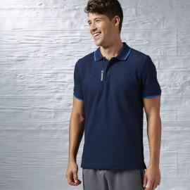 Pánské tričko Reebok EL TIPPED PIQUE POLO AJ3080