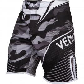 Trenýrky Venum Camo Hero - bílo / černé