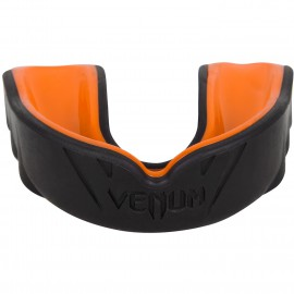 Chránič zubů  VENUM CHALLENGER - Black/Orange