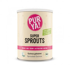 PURYA! Bio Naklíčená quinoa 220 g