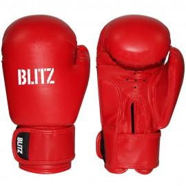 Dětské Boxerské rukavice BLITZ PU - červené