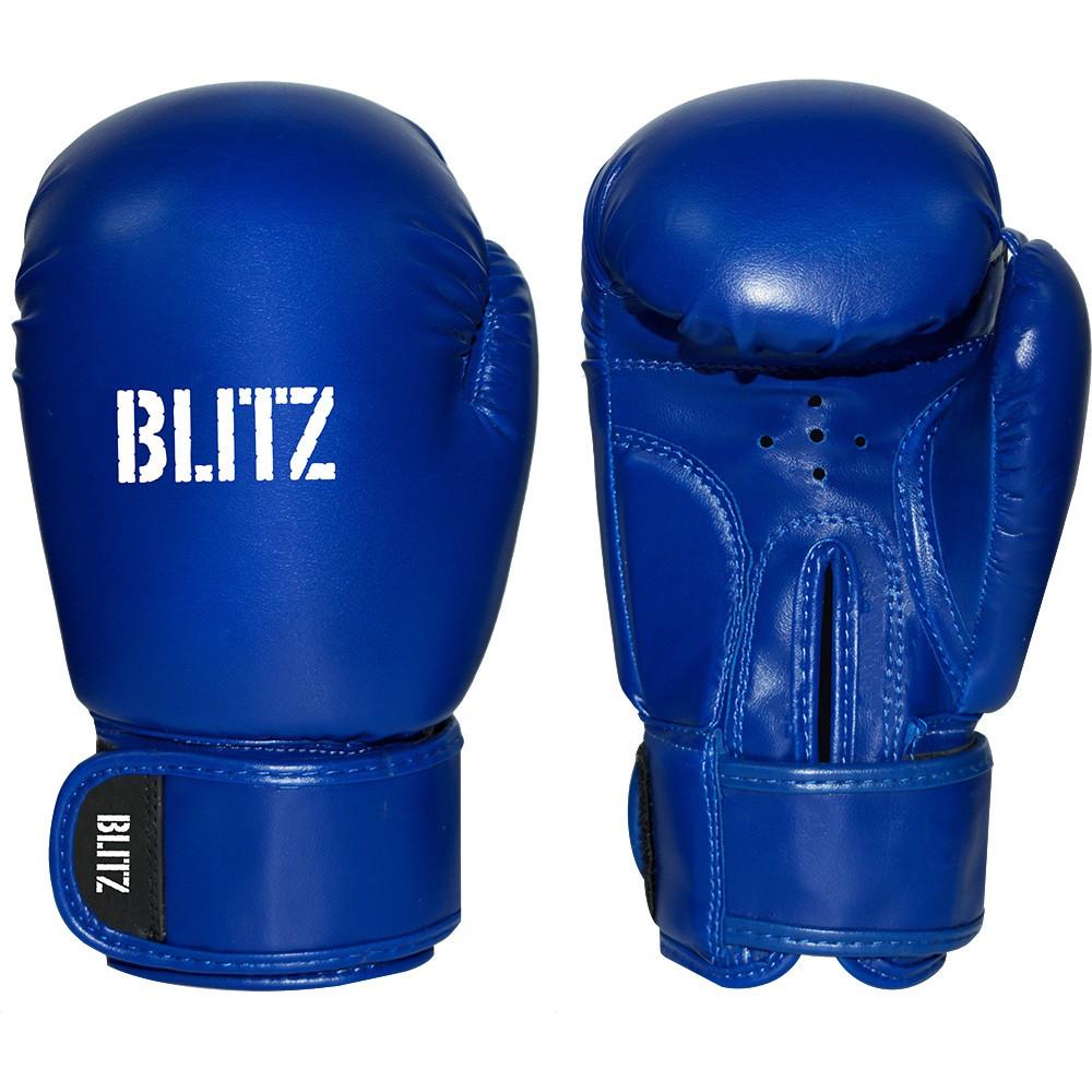 Dětské Boxerské rukavice BLITZ PU - modré