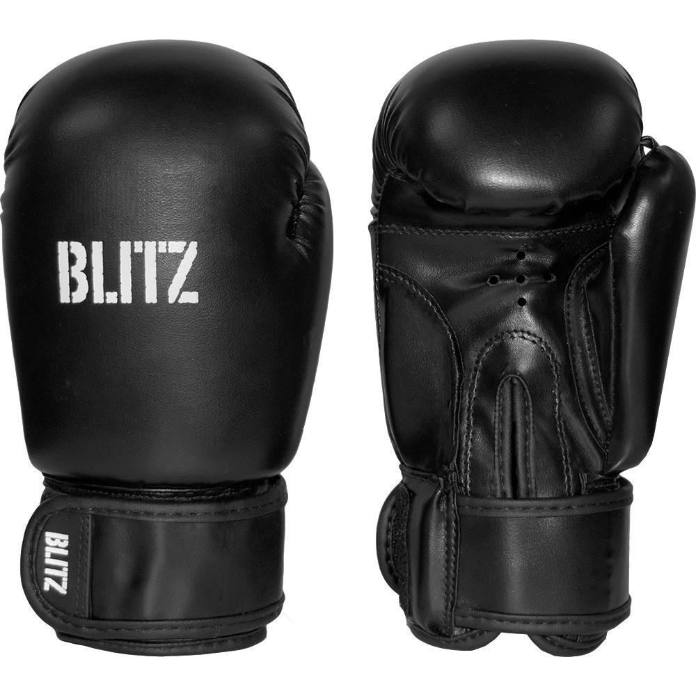 Dětské Boxerské rukavice BLITZ PU - černé