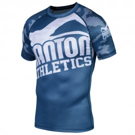 PHANTOM rashguard Warfare -  Navy Camo
