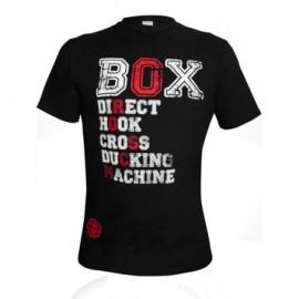 Tričko Machine BOX - Černé