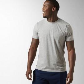 Pánské tričko Reebok EL CLASSIC - světle šedé