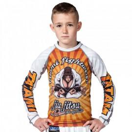 Dětský rashguard Tatami Fightwear - ZEN GORILLA