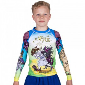 Dětský rashguard Tatami Fightwear - čaroděj ze země Oz