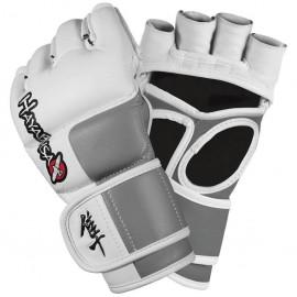 HAYABUSA TOKUSHU 4OZ MMA GLOVES - bílé