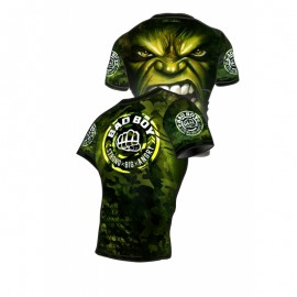 Rashguard FORMMA BAD BOY Green
