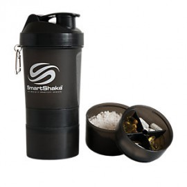 SMART SHAKE SHAKER - NEON SERIES Black 600ML