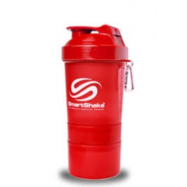 SMART SHAKE SHAKER - NEON SERIES Red 600ML