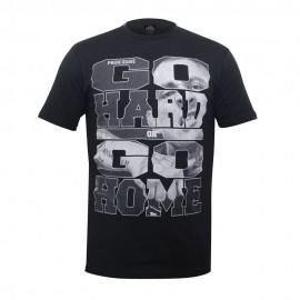 "Pánské tričko PRIDEORDIE ""STATE OF MIND"" -  černé"