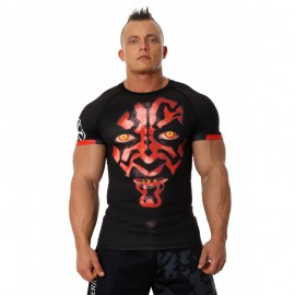 Rashguard Poundout Star Wars Darth Maul