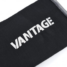 """Chránič kotníků s polstrováním Vantage """"COMBAT PADDED"""" - černé"""