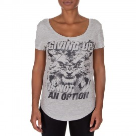 Dámské tričko VENUM Givin'- šedé