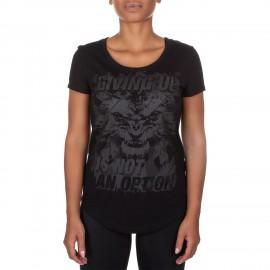 Dámské tričko VENUM Givin'- černé