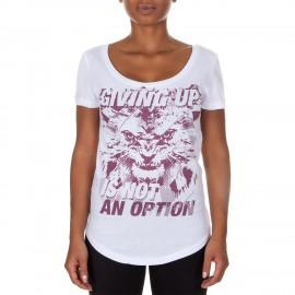 Dámské tričko VENUM Givin'- bílé