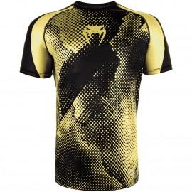 Pánské tričko VENUM Technical Dry Tech - černo/žluté
