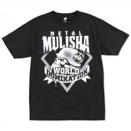 Pánské triko Metal Mulisha MIST - černé