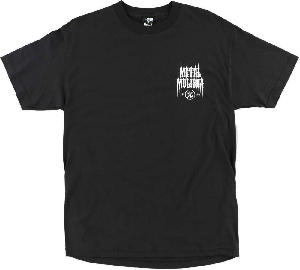 Pánské triko Metal Mulisha ARISE - černé