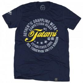 Tričko TATAMI Fightwear Navy Authentic