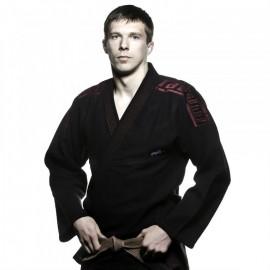Kimono na BJJ TATAMI FIGHTWEAR Estilo Leve Ultralight - černé