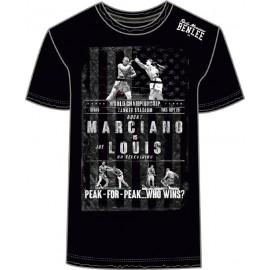 Pánské triko Benlee Rocky Marciano PEARK - černé