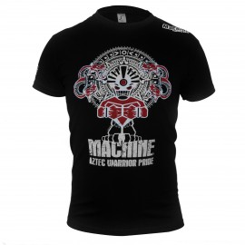 Triko Machine AZTEC - černé