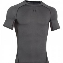 Pánské kompresní triko Under Armour - tmavě šedé