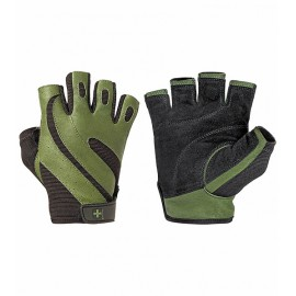 Harbinger Fitness rukavice PRO Green 143