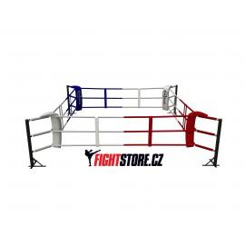 Boxerský fitness ring 3 x 3m - 3 lana