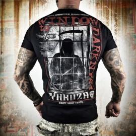 Pánské tričko YAKUZA Window To Darkness TSB 9008 - černé
