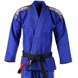 BJJ kimono Gi Tatami fightwear Nova + Plus modré - bílý pásek zdarma
