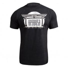 Tričko HAYABUSA Torii - černé
