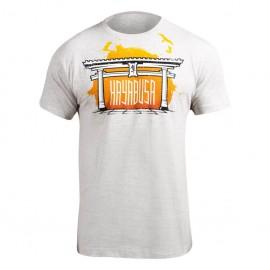 Tričko HAYABUSA Torii - bílé