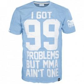 """Pánské tričko Phantom """"99 Problems"""" - světle modré"""
