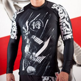 SCRAMBLE Rashguard 'SHADOWS'