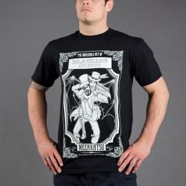 MEERKATSU Tričko STEAMPUNK - černé