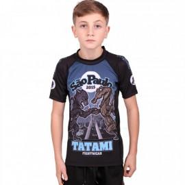 Dětský rashguard Tatami Fightwear - SAO PAULO