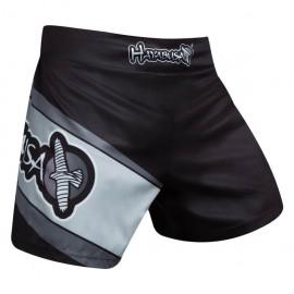 Kickbox šortky Hayabusa  - černo/šedivé