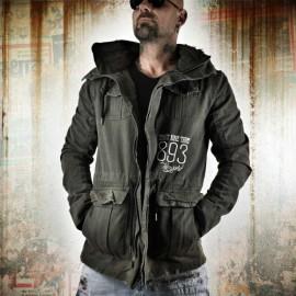 Yakuza bunda Colombian Jacket JB 8043 - černá