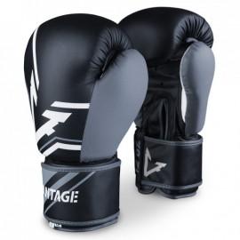 """VANTAGE Boxerské rukavice """"Combat Training""""- černé"""